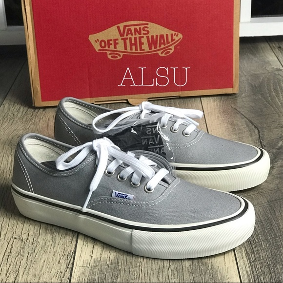 3313061b4d NWT VANS Authentic Pro Elijah Berle Grey W AUTHENT